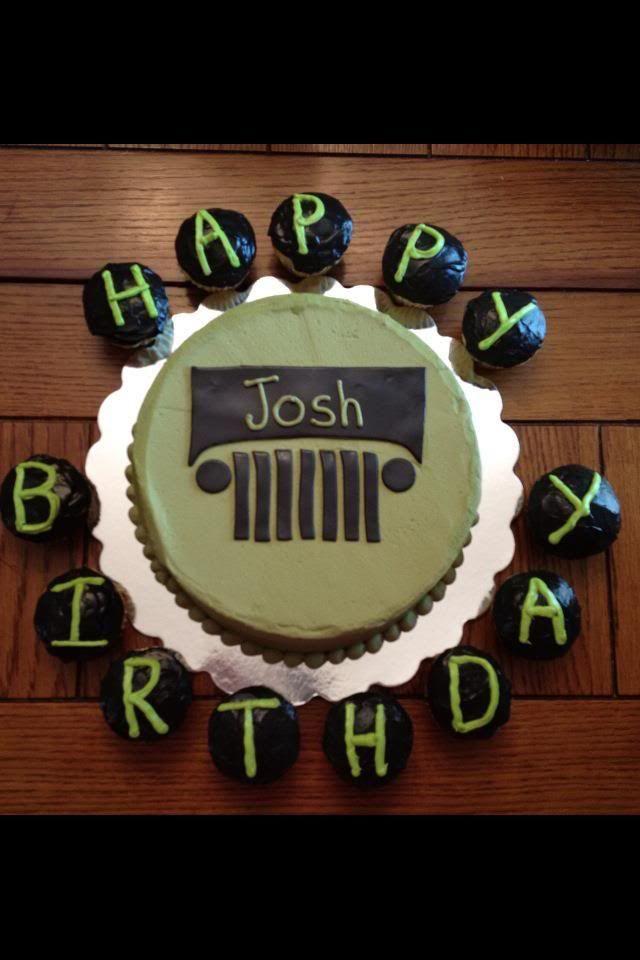 35 besten Cake decorating Bilder auf Pinterest | Petit fours, Jeep ...