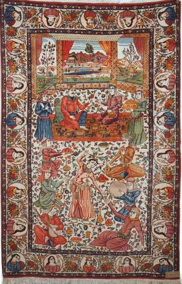 Persian Kerman Rug 1920 In 2018 Pinterest Rugs Carpet And