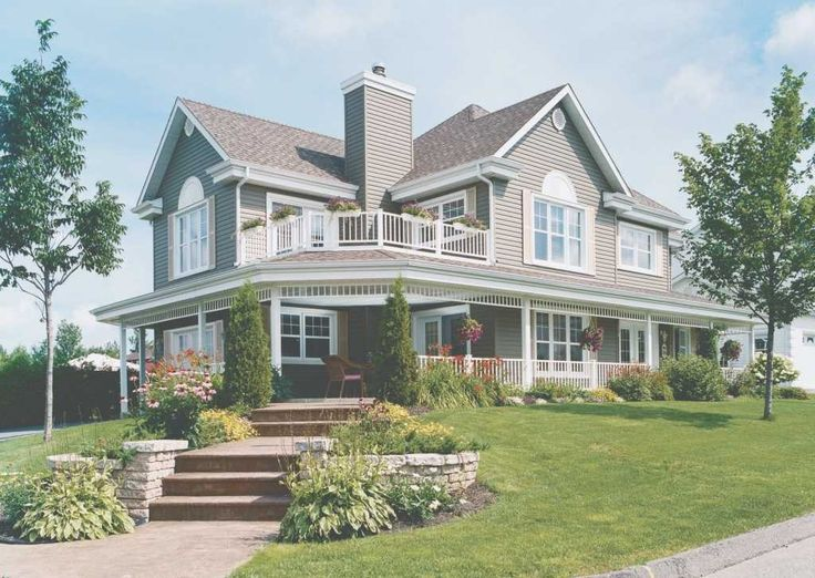 Cool 17 Best Ideas About Wrap Around Porches On Pinterest House Plans Largest Home Design Picture Inspirations Pitcheantrous