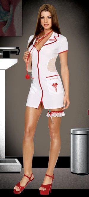 Sexy dr anita vibrata costume