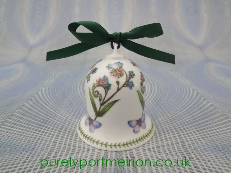 Portmeirion China Bell Forgetmenot