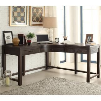 amaazing riverside home office. promenade curved corner desk i riverside furniture officehome amaazing home office s