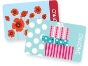 Gift Cards and Electronic Gift Certificates: Shopko