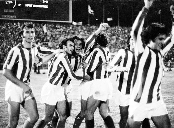 OLYMPIAKOS - Celtic 2 - 0 1974-75