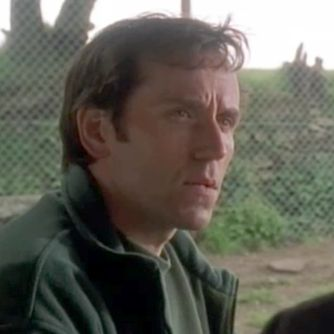 Ben Miller as Stewart, the ranger. Brilliant !