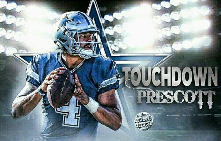 Dak is amazing. He knows how to make decisions that help win the game. Awesome QB who can run, throw, block, do whatever. Dak, I saw the Thurs Night Game against the Vikings. This game was a good one. It helped to bring you experience. Wisdom and Personal Growth come through experience. You are wise and strong, because of your experience. Don't feel bad or disappointed about any failures. They come to help you succeed. And, I can see that you know that. No matter what, you and the Cowboys…