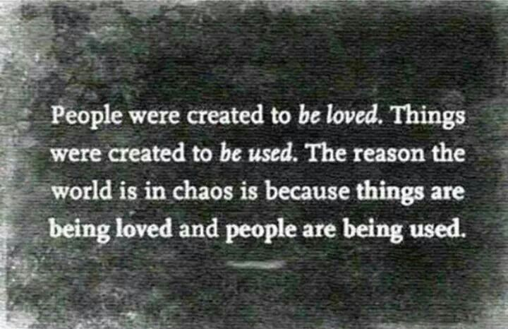 Just chaos!
