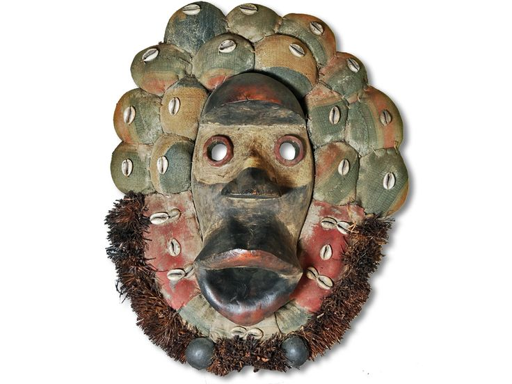 Maske der Dan Liberia/Afrika 47cm kaufen