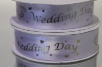 Satin Ribbon, Wedding & Function - Super Floral Distributors - Decor, Floral accessories and Crafters accessories in Cape Town
