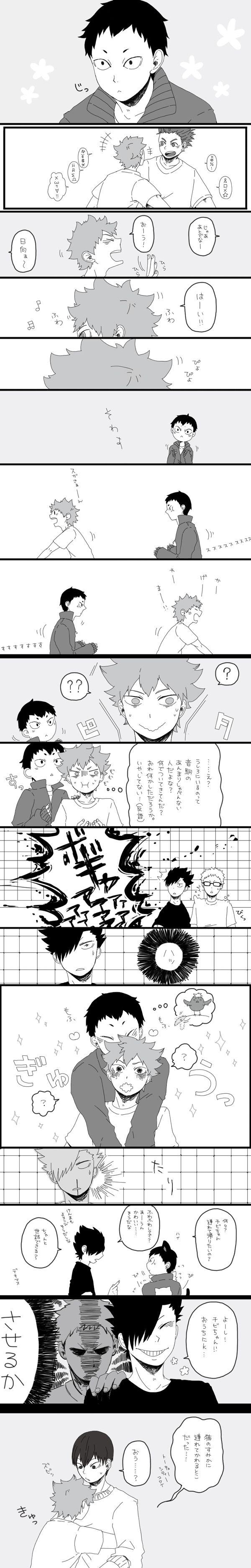 Haikyuu!! || why i don't know japanese T^T