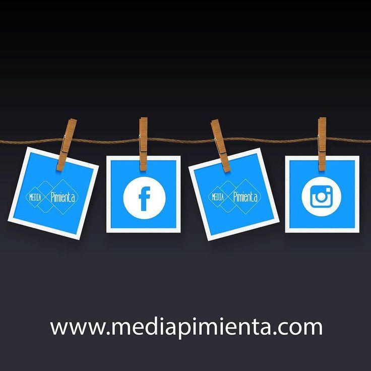 Las estrategias de marketing son muy importantes para las empresas y las redes sociales son la herramienta fundamental para promocionar los productos o servicios de una empresa captar clientes potenciales o fidelizar los ya existentes.  .  #mediapimienta #impulsatumarca #socialmedia #ventas #marketing #community #sales #redessociales