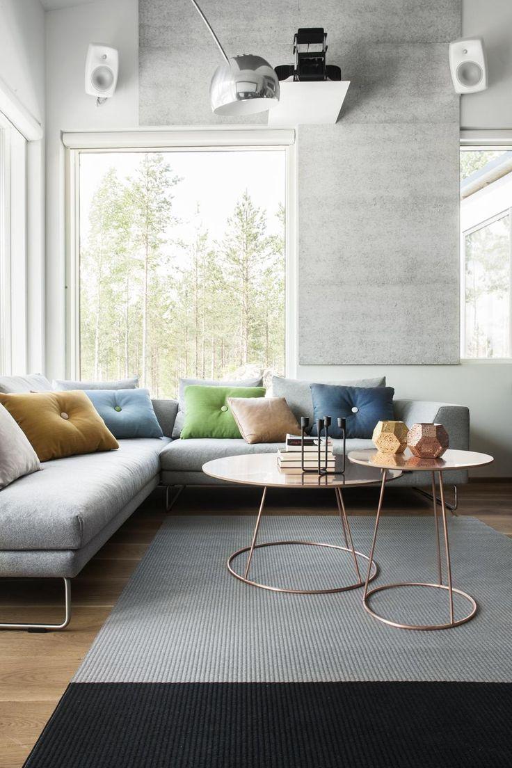 Inspiración decorativa, desde Finlandia