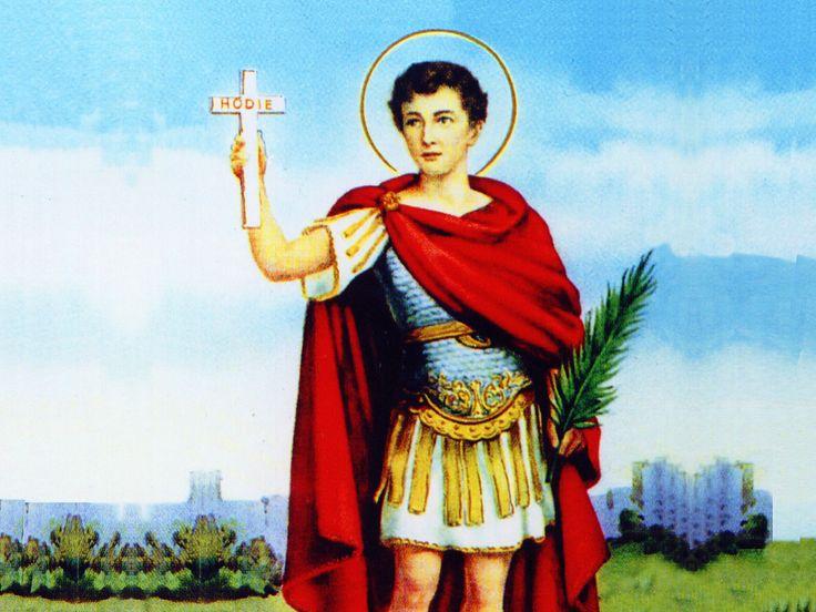 Santo Expedito é conhecido como o santo das causas urgentes. Ele não deixa seu auxílio para amanhã. Acesse: