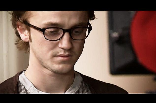 Tom Felton In The Apparition Tom Felton Felton Draco Malfoy