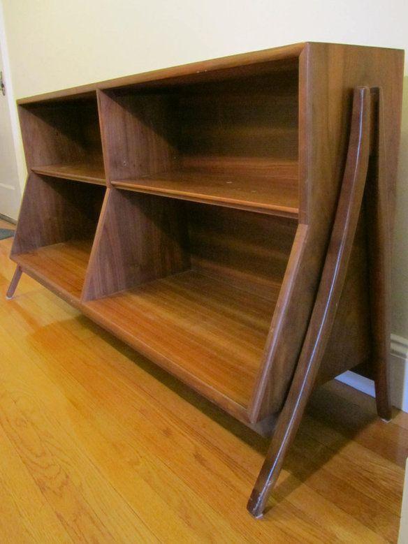 drexel declaration mid century modern bookcase bookshelves pinterest mid century modern bookcase midcentury modern and mid century