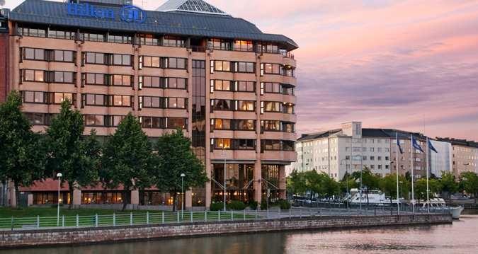 Hilton Helsinki Strand Hotel - John Stenbergin ranta 4, 00530 Helsinki, Finland -  ★★★★☆