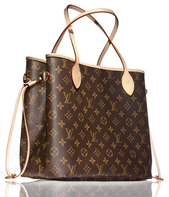 For the most part, I think name brands are dumb. But part of me has always wanted a Louis Vuitton....Louis Vuitton Neverfull GM – $870