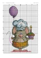 "(20) Gallery.ru / Bluebell - Album ""medvede a Myši"""