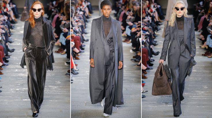 Макс Мара в Милане и модный серый цвет в коллекции осень/зима 2017-2018 #максмаравмилане #модныйцвет #итальянскаямода #итальянскийстиль #шоппингвмилане #шоппингсостилистом #шоппервмилане #стилистанначекунова
