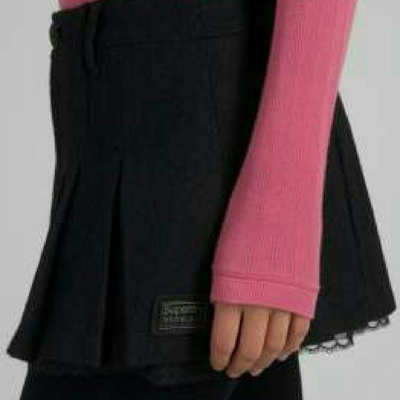 """Superdry Cheerleader Skirt Tweed Mini Medium Superdry Cheerleader Skirt Tweed Mini Medium Waist 34"""" Superdry  Skirts Mini"""