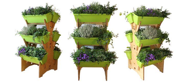 #Hochbeet #Vertical Gardening #Vertikalbeet