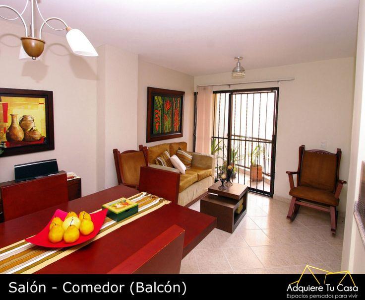 Ingresa a www.adquieretucasa.com y encuentra una propiedad adecuada para ti, como este apartamento en el municipio de Sabaneta, Antioquia!  Precio: $ 135,000,000 Área: 70 mts  http://www.adquieretucasa.com/index.php?option=com_joomanager&view=details&catitemid=123&Itemid=114