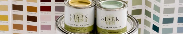Stark Paint/ Colors  by David Oliver