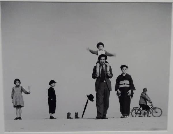 東京国立近代美術館(2012.11.23) 写真 植田正治、石元泰博、森山大道 - 光と影のつづれ織り