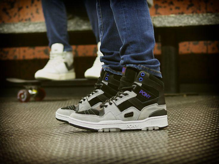 PONY: l'ultima tendenza in fatto di sneakers
