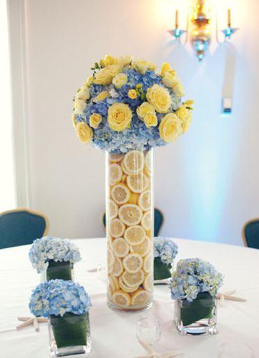 Wedding Inspirations Found: Beautiful Spring Centerpiece