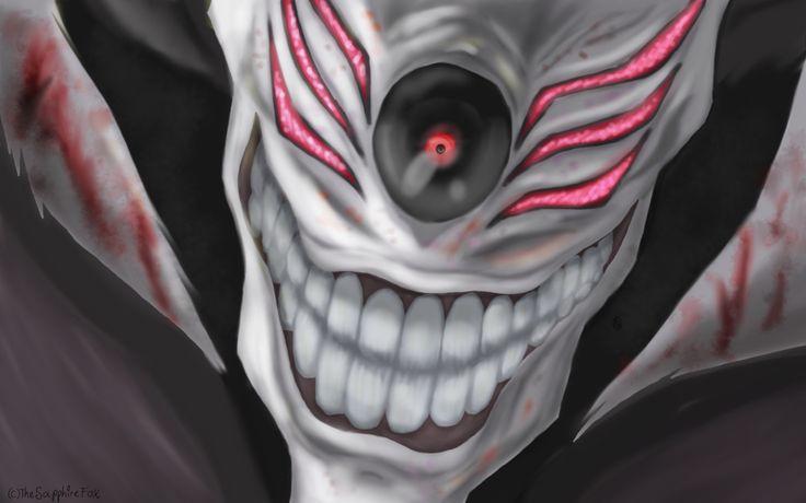 The One Eyed Owl~ Tokyo Ghoul by TheSapphireWolfFox.deviantart.com on @DeviantArt