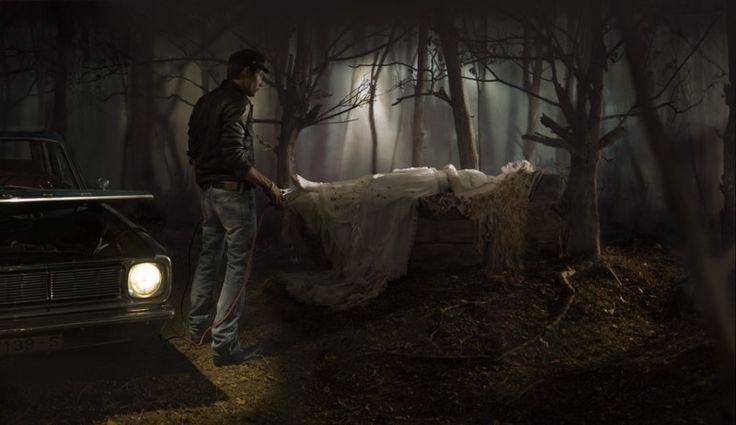 Photographer: Eugenio Recuenco-Fairy Tales
