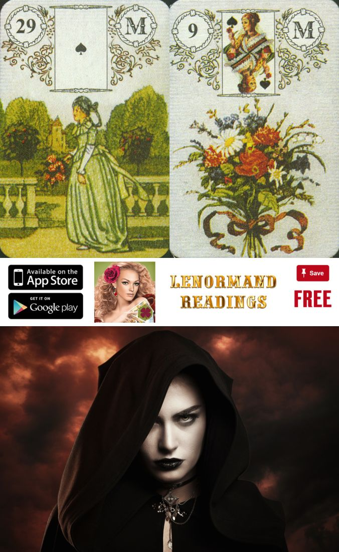 ❤ Install the FREE mobile app on your iOS and Android device and relish. lenormand wiki, lenormand oracle cards and ship lenormand, original lenormand and maybe lenormand. Best 2018 oracles woman and lenormand cards. #halloween #skeleton #witch #intuition