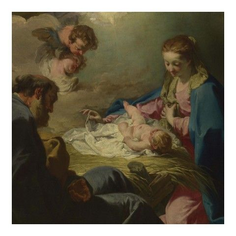 Pittoni's Nativity Christmas Cards