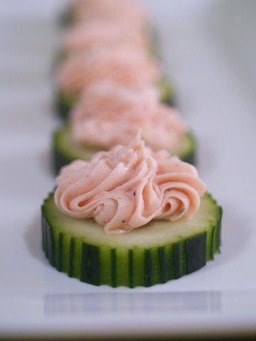 smoked salmon appetizer recipes | Smoked Salmon Mousse