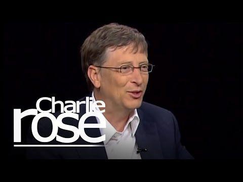 William Gates Sr. and Bill Gates Jr. | Charlie Rose