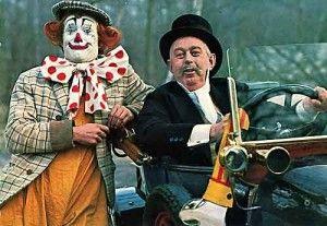 Pipo de Clown en de Dikke Deur, de baas van het circus! Zaterdagmiddag op de TV
