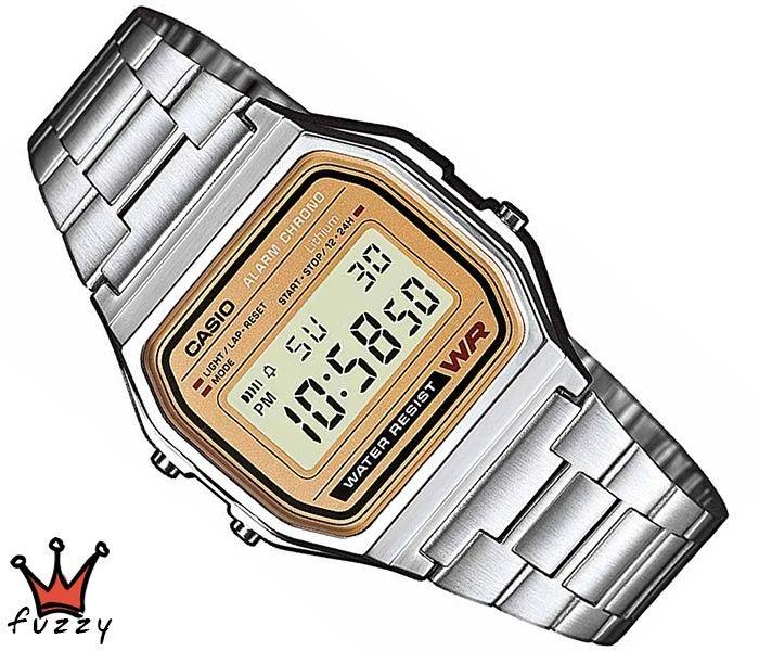 Ρολόι ανδρικό Casio (A-158WEA-9EF)
