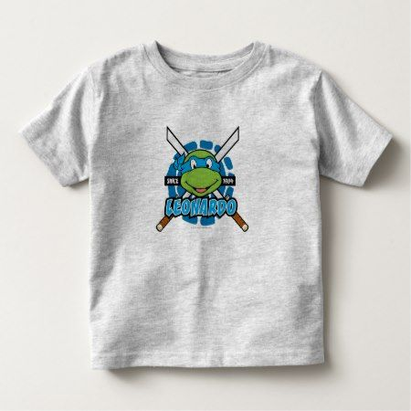 TMNT   Leonardo Since 1983 Toddler T-shirt - tap, personalize, buy right now!