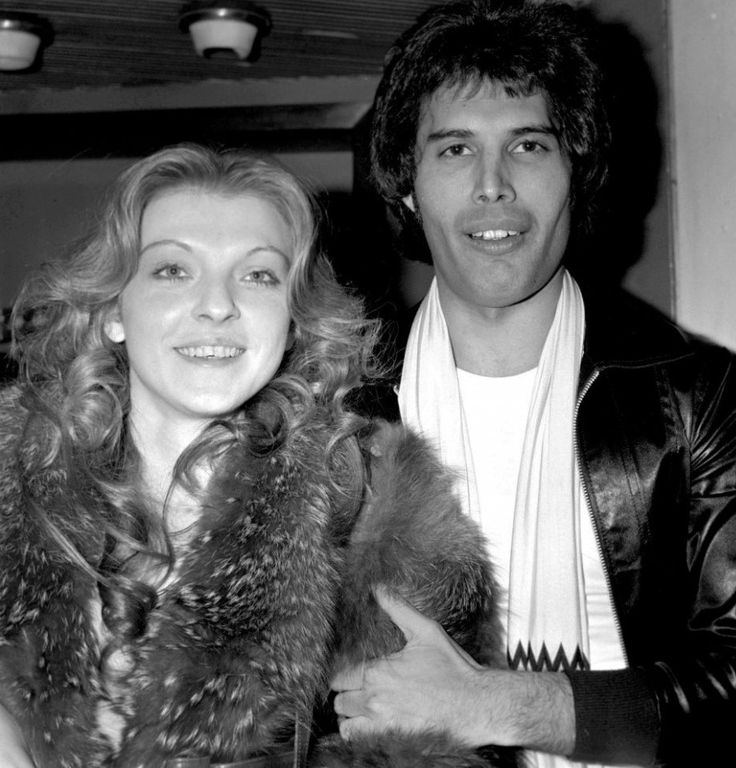 ''All my lovers asked me why they couldn't replace Mary, but it's simply impossible. To me, she was my common-law wife. To me, it was a marriage. We believed in each other, that's enough for me.'' ___ Freddie Mercury on Mary Austin, a long time companion, and the inheritor of most of his estate.