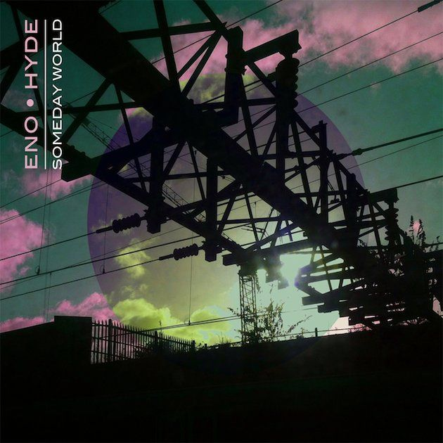"""Brian Eno And Karl Hyde Share """"Daddy's World"""" From 'Someday World'"""