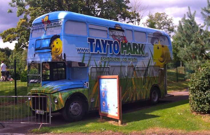 This summer, I visited Tayto Park with my kids for the first time. Here's what we thought...