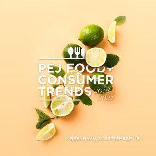 Food & Consumer Trends 2018-2021 - København 27. september - pej gruppen