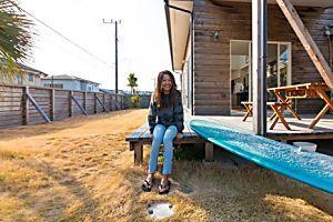 カリフォルニアの風が吹く愛する海と暮らす サーファーズハウス