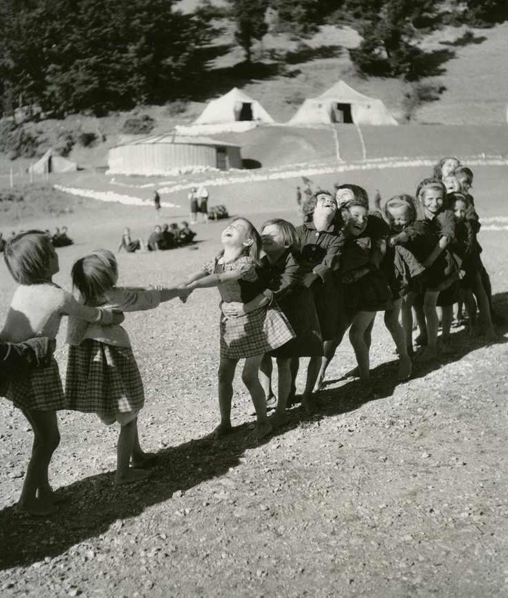 1946 ~ Summer camp in Karpenissi