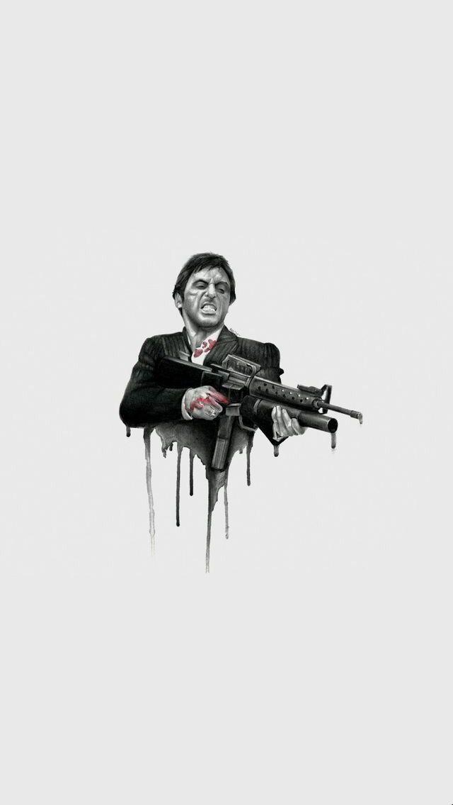 Photo De Narcos Tony Montana Wallpaper Fondos En 2019
