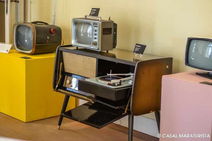 Museu da Imagem e do Som do Paraná - TV e som