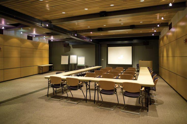 Seminar Room - Rakow Library | Corning Museum of Glass
