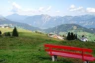 Walk around Wildschonau Valley, Austria