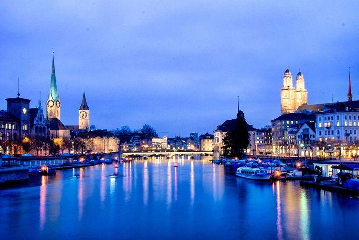 Weekend a Zurigo | Cosa vedere a Zurigo